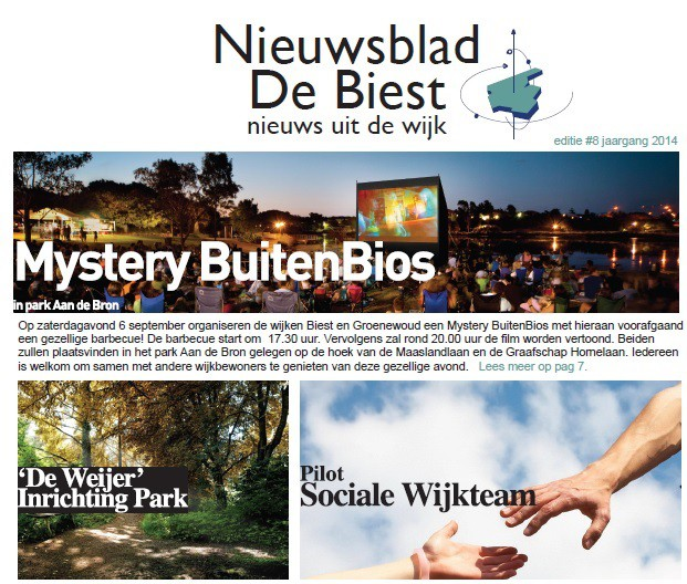 wijkblad augustus 2014